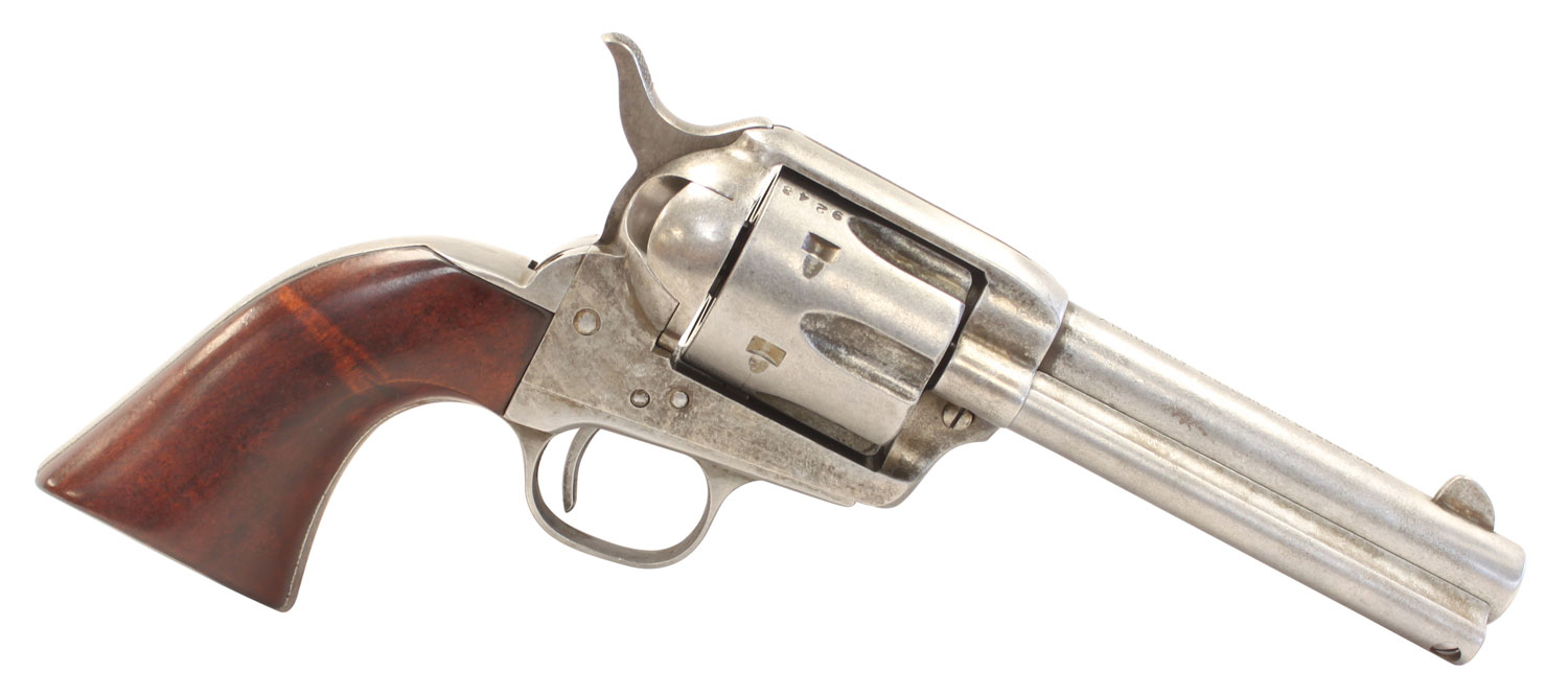 Taylors and Company 555111 1873 Cattleman Antique Single 45 Colt (LC) 4.75