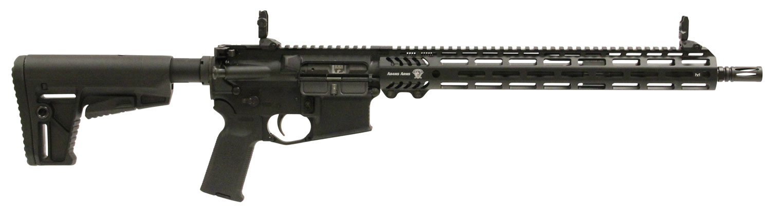 Adams Arms FGAA00313 P2 Rifle with Adjustable Block Semi-Automatic 223 Remington/5.56 NATO 16
