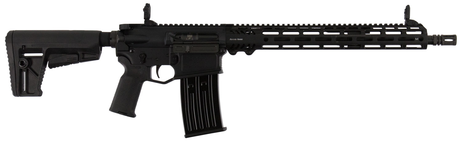 Adams Arms FGAA00304 P2 Rifle with Adjustable Block Semi-Automatic 308 Winchester/7.62 NATO 16