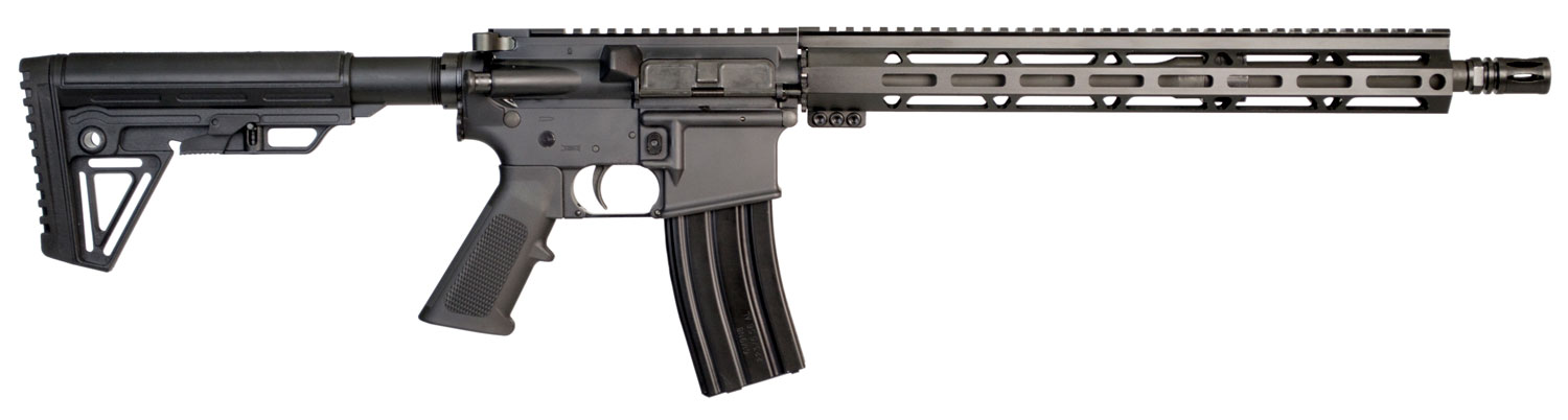 IO IODM2023MS M215-ML15 AR15 MLOK RAIL 16IN 556