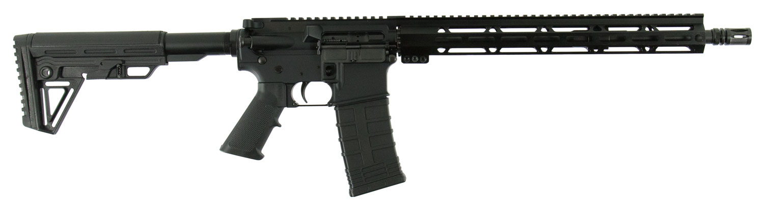 IO IODM2023A M215-ML15 AR15 MLOK RAIL 16IN 556