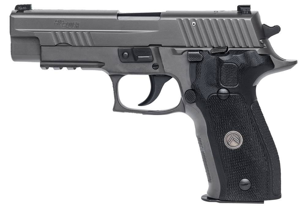 Sig Sauer E26R9LEGION P226 Full Size Legion Single/Double 9mm Luger 4.4