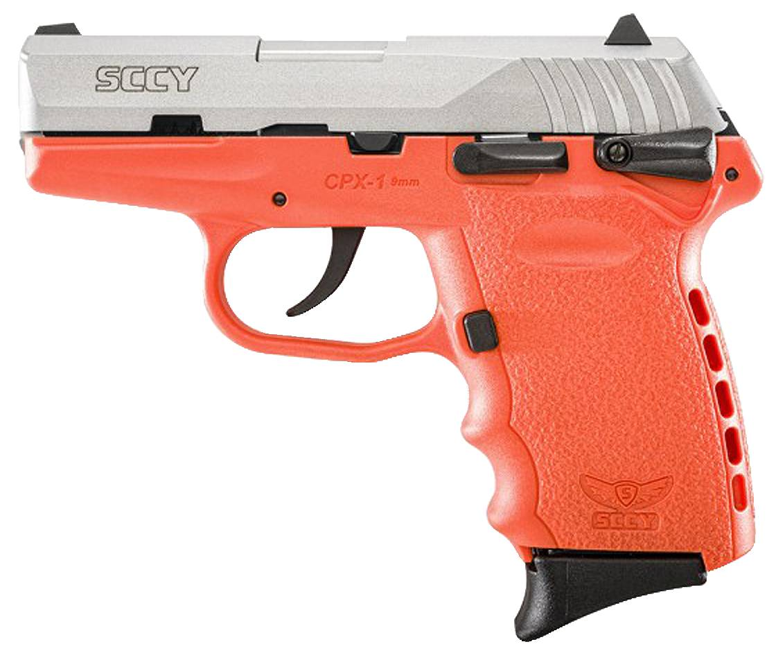 SCCY Industries CPX1TTOR CPX-1 Double 9mm 3.1