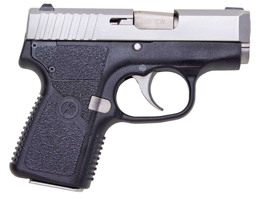 Kahr Arms CW3833N CW380 with FNS DAO 380ACP 2.58