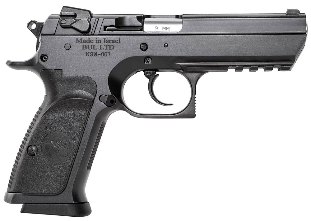 Magnum Research BE99003R Baby Desert Eagle Single/Double 9mm 4.4