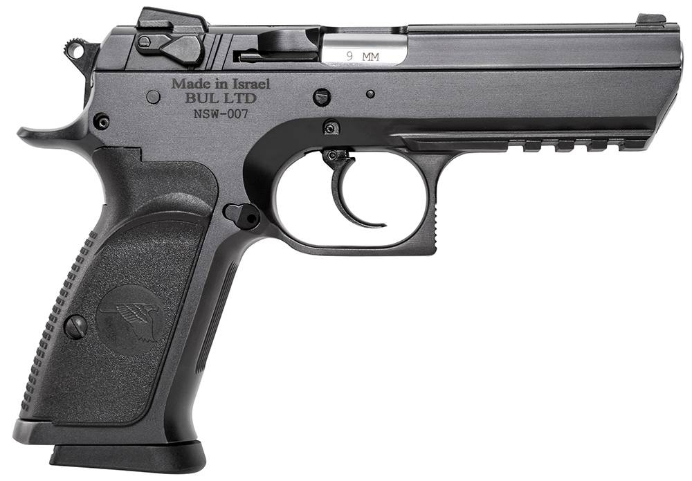 Magnum Research BE99153R Baby Desert Eagle Single/Double 9mm 4.4