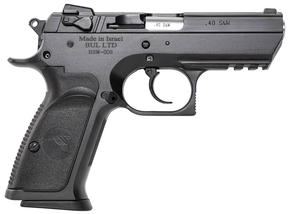 Magnum Research BE94003RS Baby Desert Eagle Single/Double 40 Smith & Wesson (S&W) 3.8