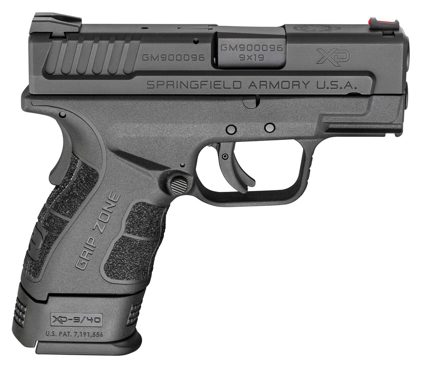 Springfield Armory XDG9801 XD Mod.2 Sub-Compact 9mm 3