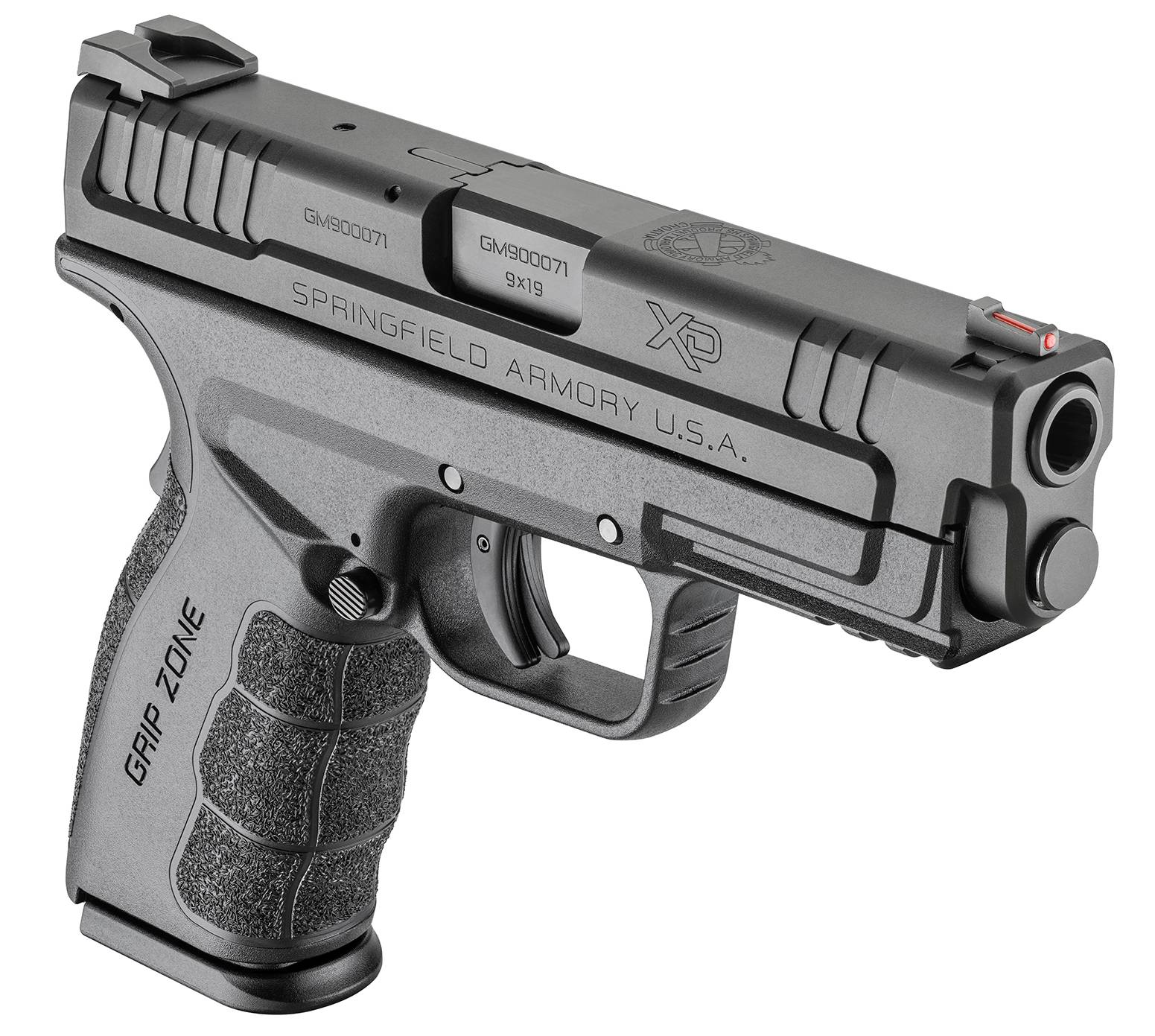Springfield Armory XDG9101HC XD Mod.2 Service Double 9mm 4.0
