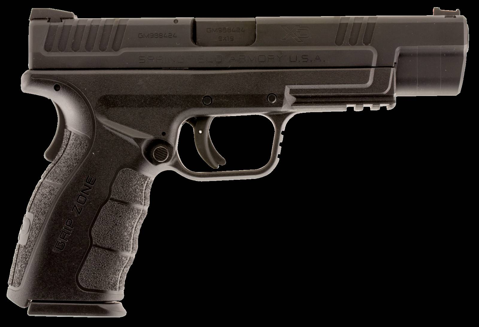 Springfield Armory XDG9401B XD Mod.2 Tactical Double 9mm Luger 5