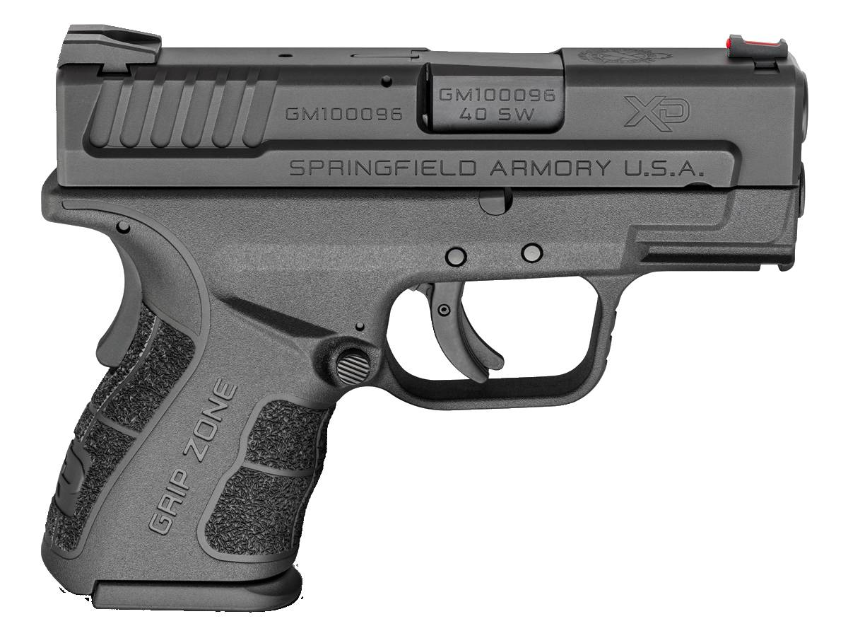 Springfield Armory XDG9802 XD Mod.2 Sub-Compact Double S&W 3