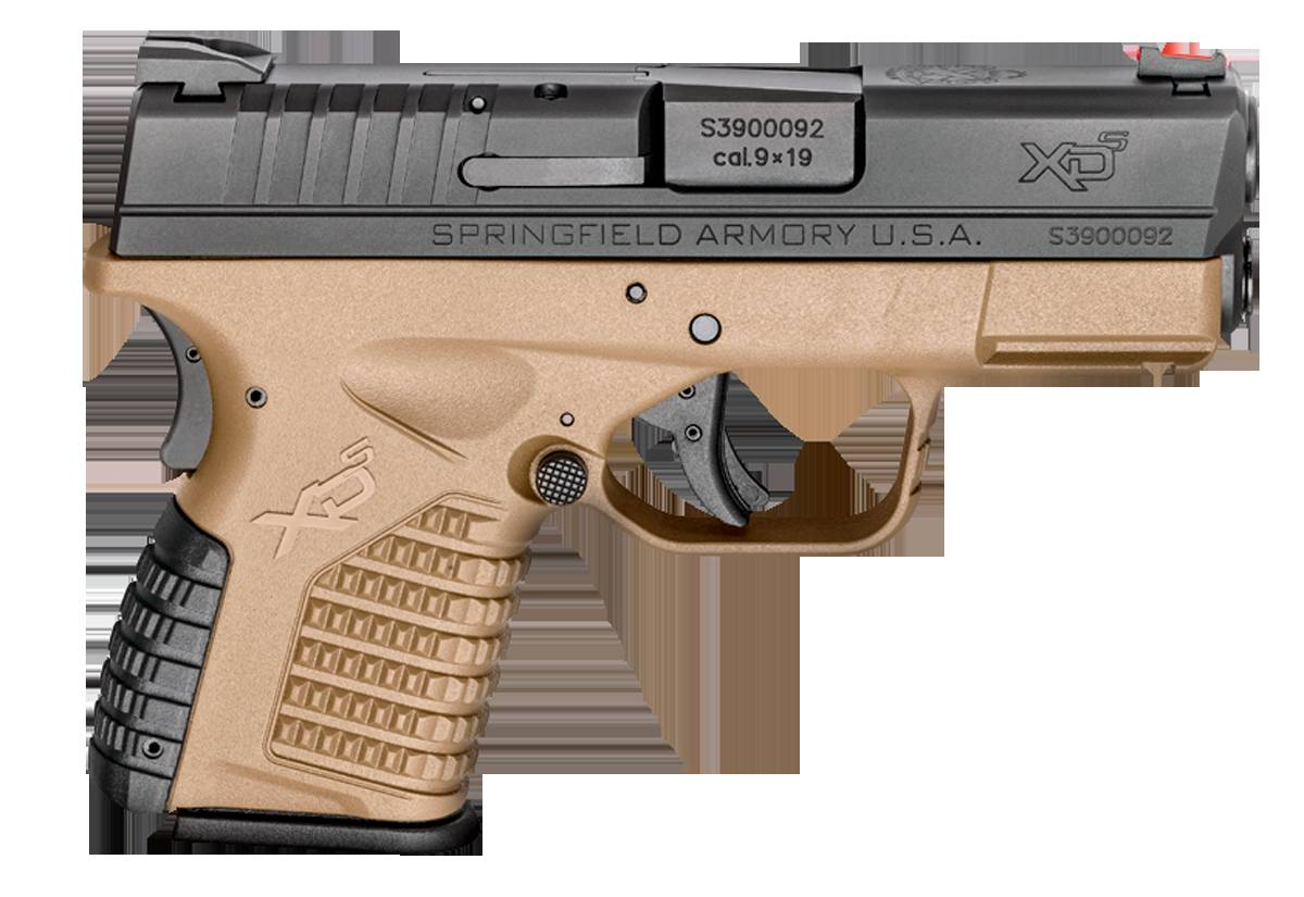 Springfield Armory XDS9339DEE XD-S Double 9mm Luger 3.3