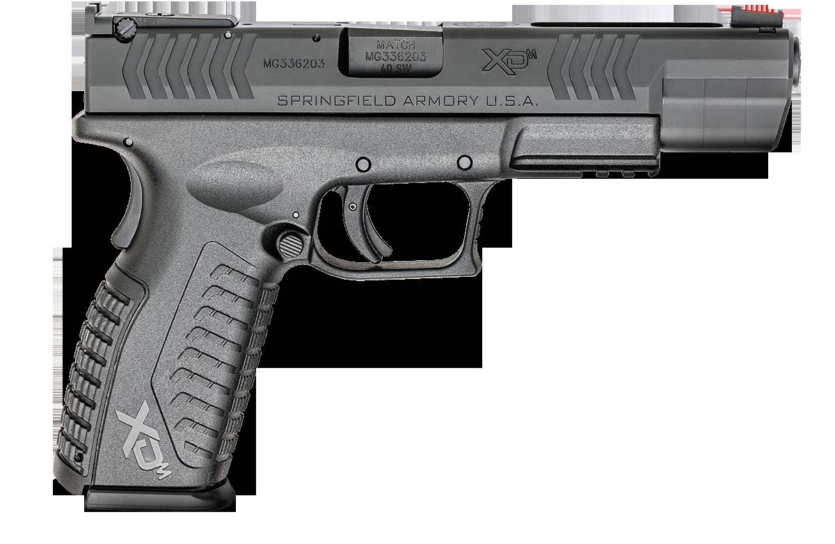 Springfield Armory XDM95254BHCE XD(M) Competition Double 40 Smith & Wesson (S&W) 5.25