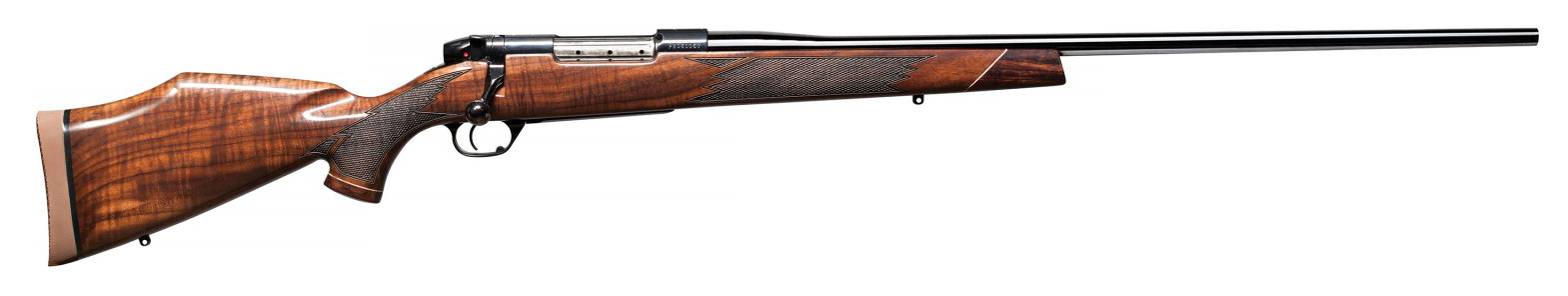 Weatherby MDXM340WR6O Mark V Deluxe Bolt 340 Weatherby Magnum 26