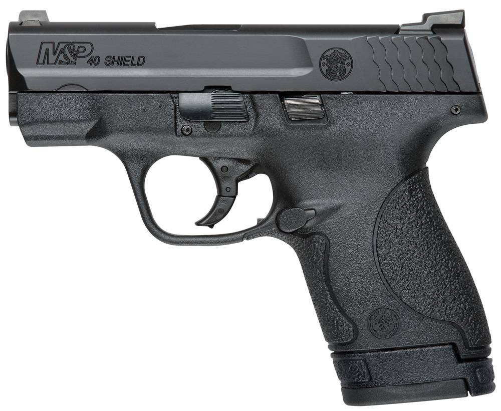 Smith & Wesson 10214 M&P 40 Shield Double 40 Smith & Wesson (S&W) 3.1