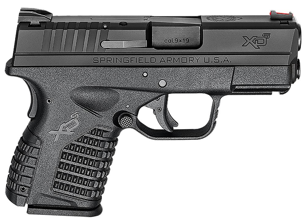 Springfield Armory XDS9339BE XD-S Essential Double 9mm Luger 3.3