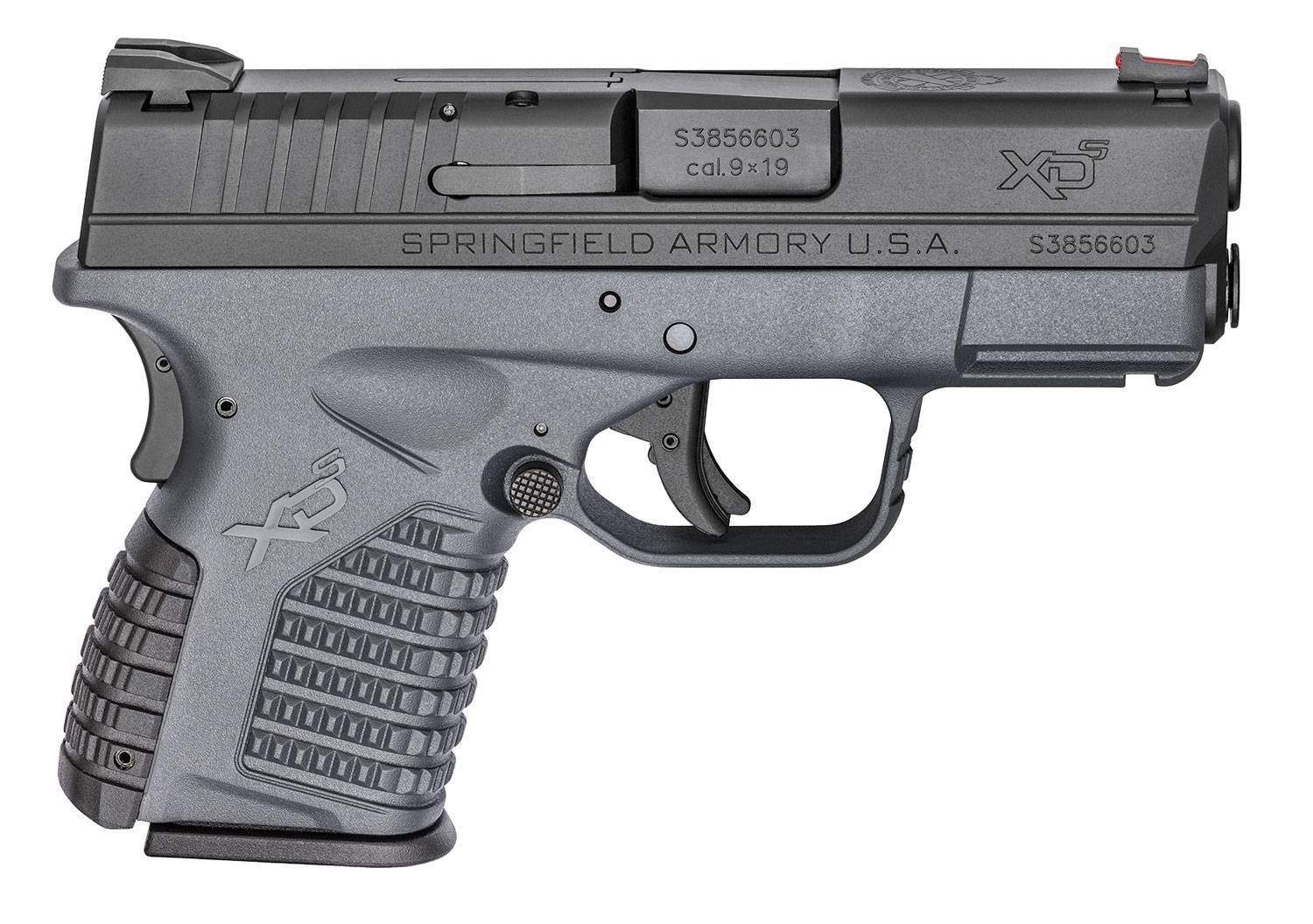 Springfield Armory XDS9339YE XD-S Double 9mm Luger 3.3