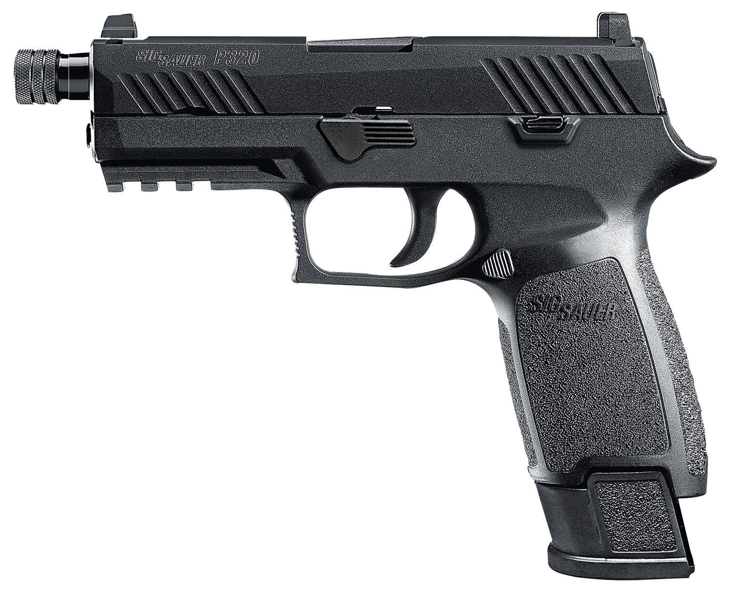 Sig Sauer 320CA9TACOPS P320 Carry TACOPS Double 9mm Luger 4.6