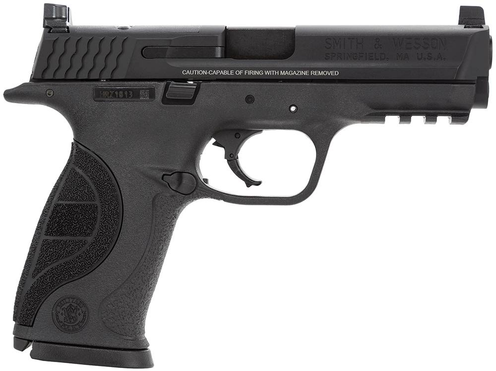 Smith & Wesson 10049 M&P 9 Pro with C.O.R.E Double 9mm Luger 5