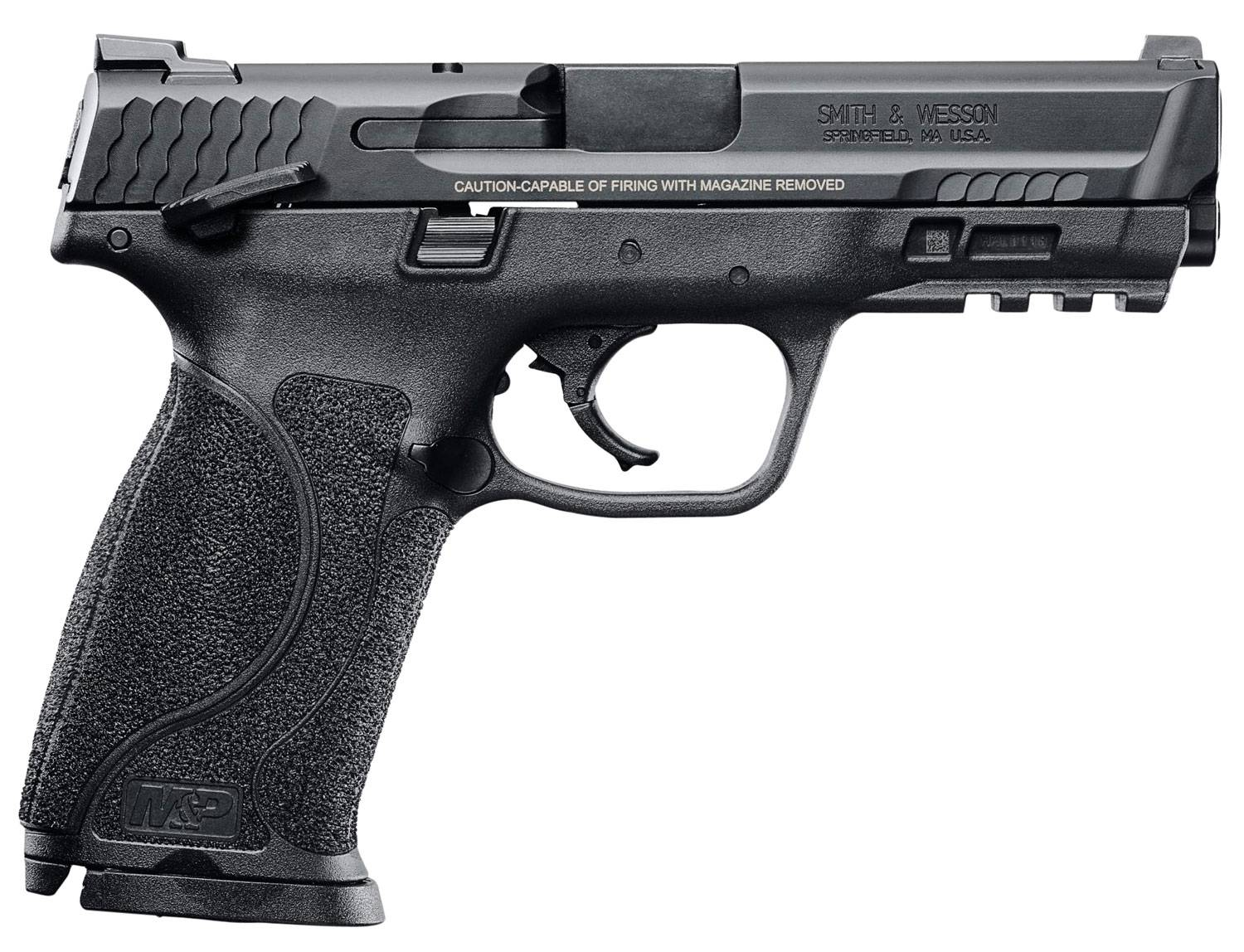 Smith & Wesson 11525 M&P 40 M2.0 TS Double 40 Smith & Wesson (S&W) 4.25