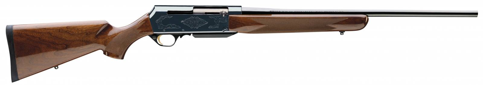 Browning 031001223 BAR Safari Semi-Automatic 25-06 Remington 24