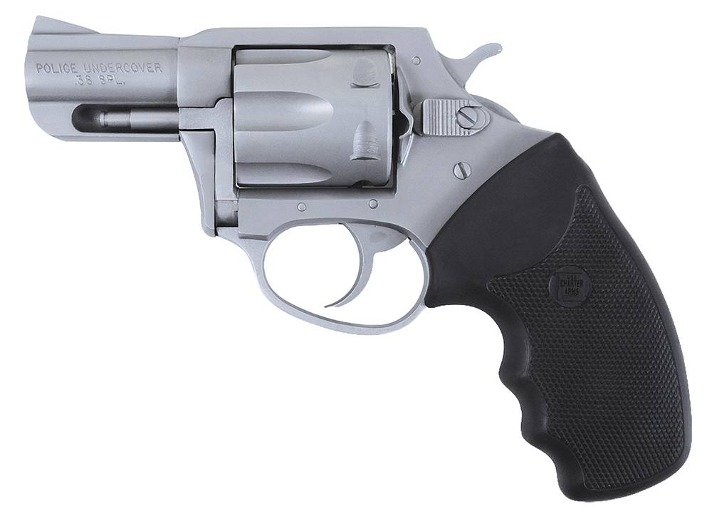 Charter Arms 73840 Undercover Police Single/Double 38 Special 2.2