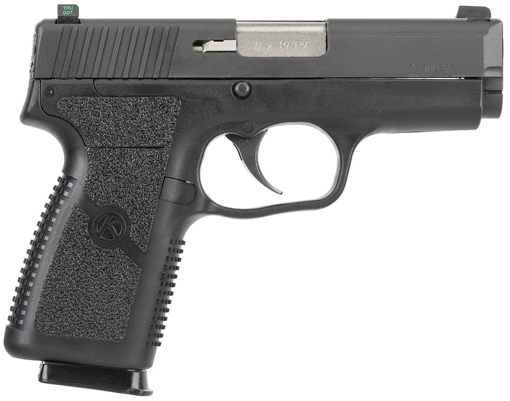 Kahr Arms KP9094N P9 Standard Double 9mm Luger 3.5