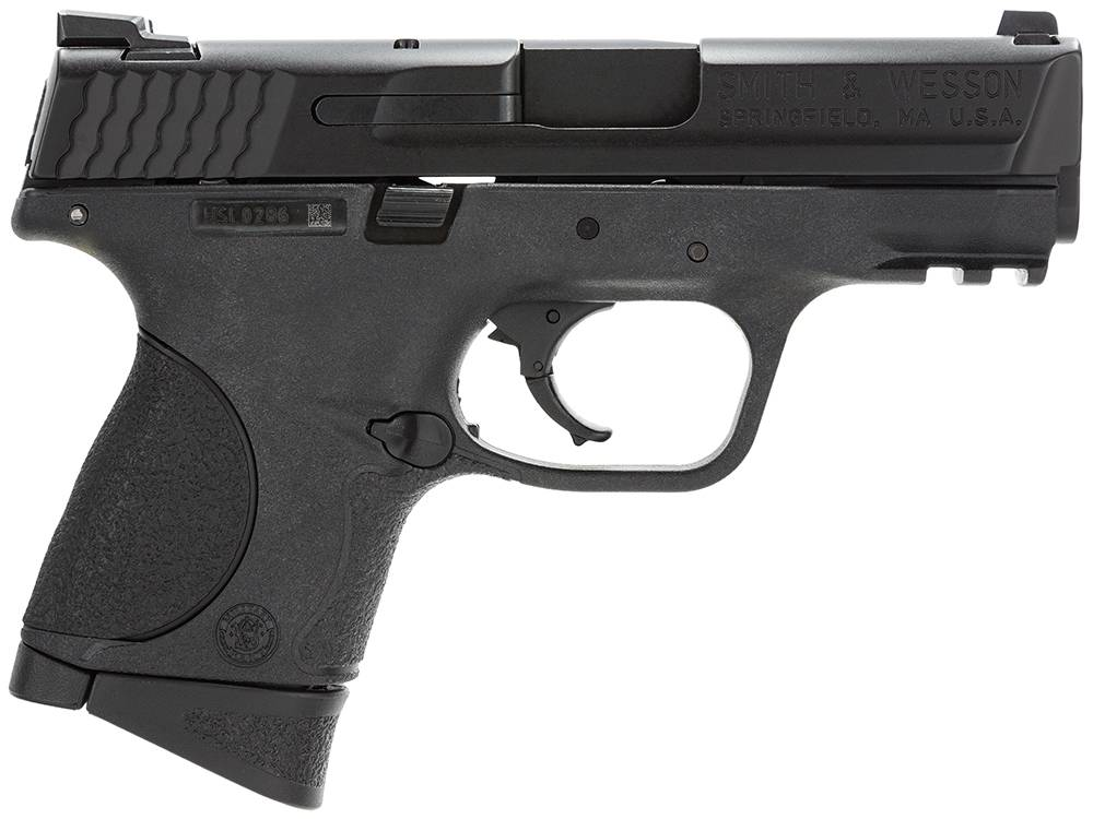 Smith & Wesson 109203 M&P 40 Compact Double 40 Smith & Wesson (S&W) 3.5