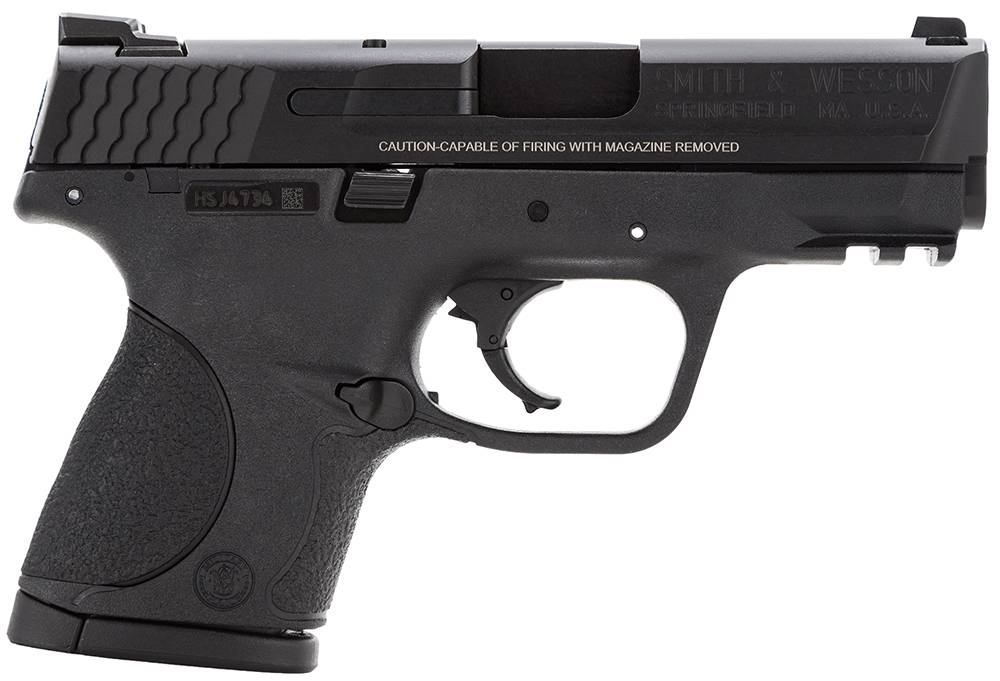 Smith & Wesson 109303 M&P 40 Compact Double 40 Smith & Wesson (S&W) 3.5