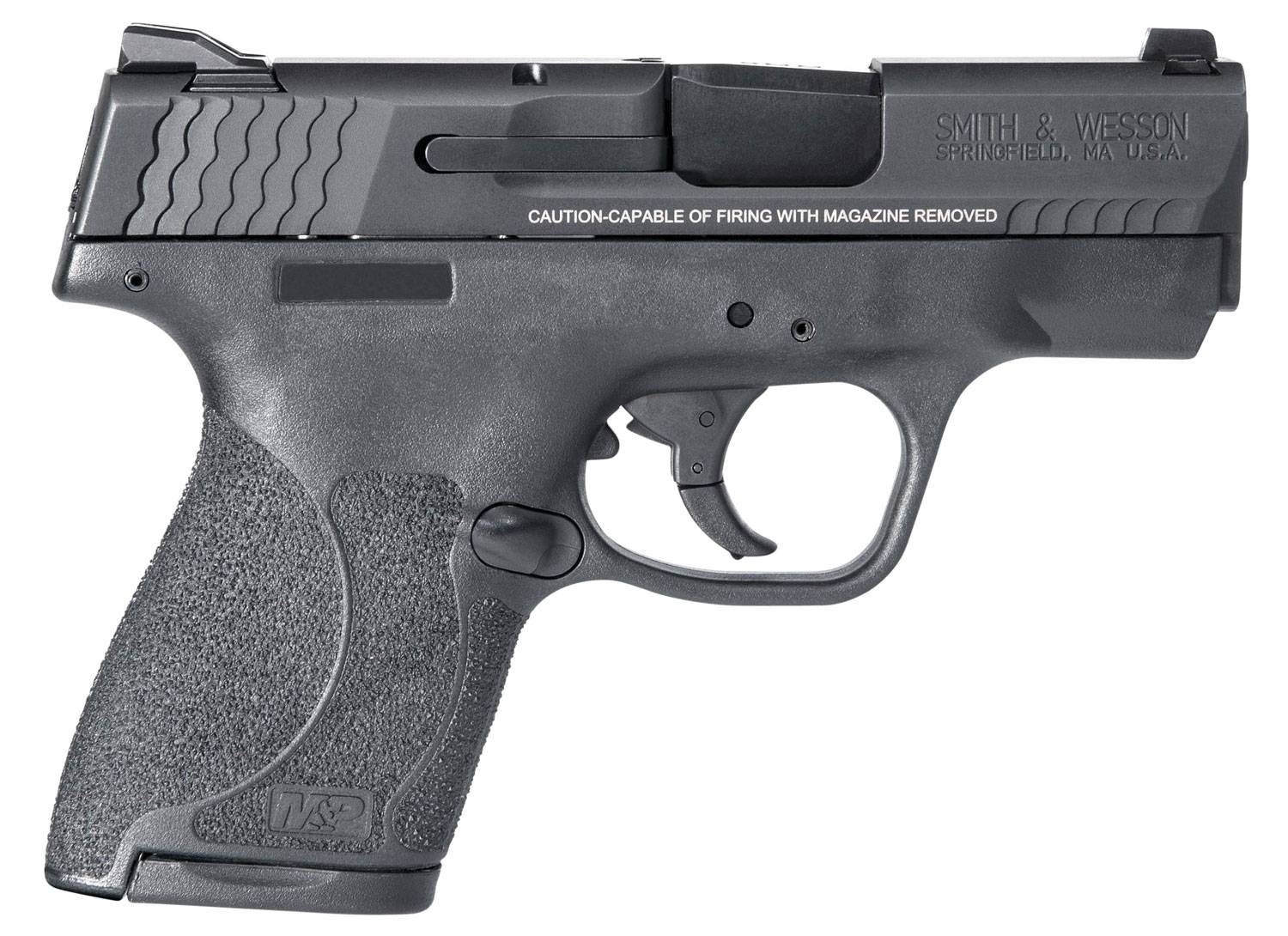 M&P9 SHIELD M2.0 With Manual Thumb Safety