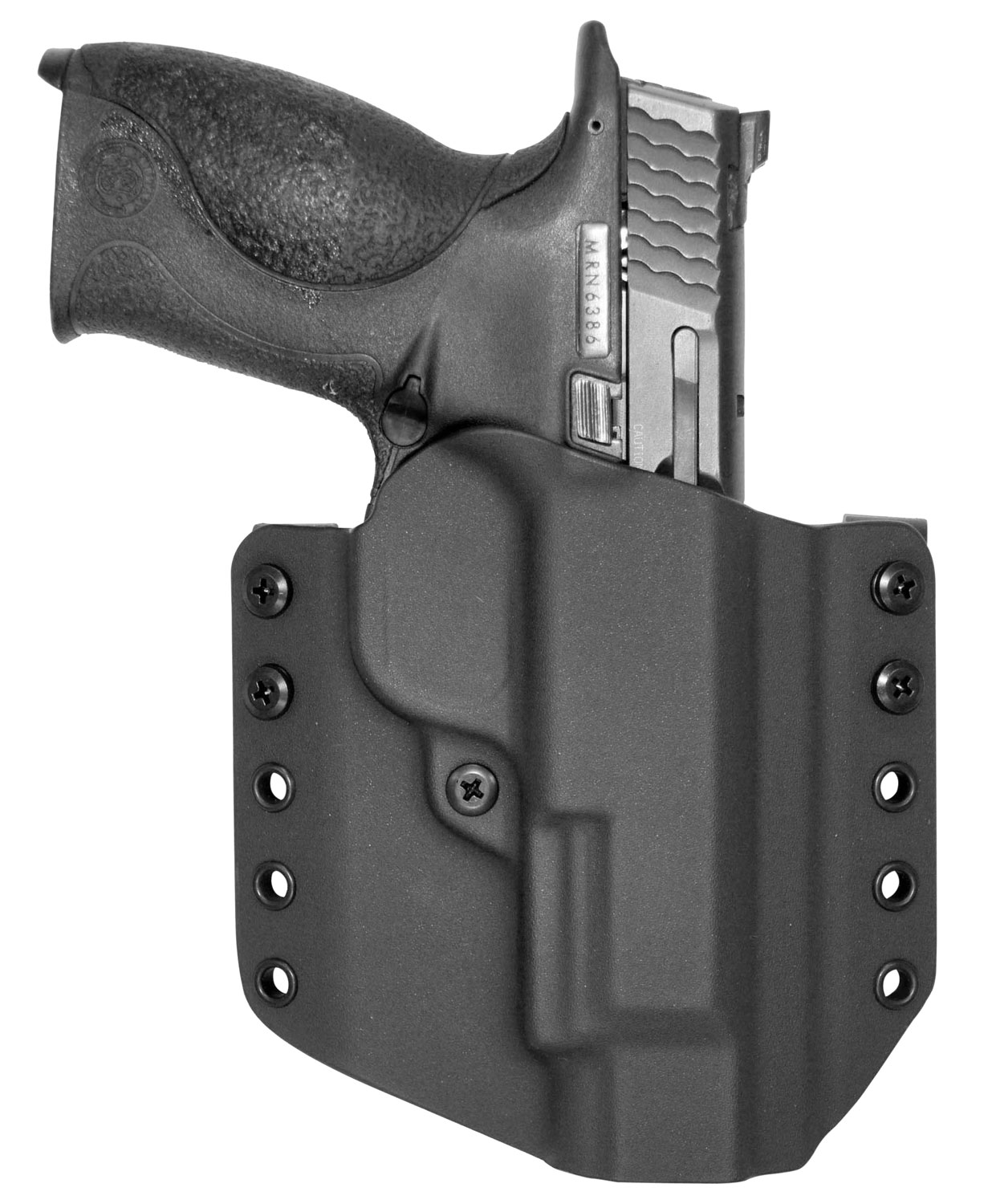 Comp-Tac  Warrior Holster  OWB S&W M&P Shield 9/40/45 with 4