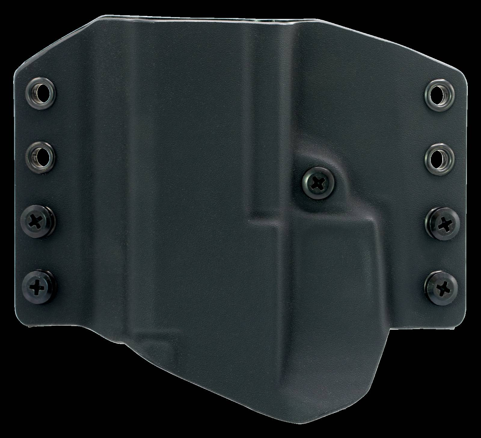 Comp-Tac  Warrior Holster   OWB Sig P365 Kydex Black