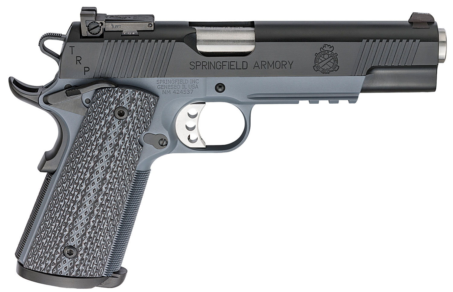 Springfield Armory PC9105GL18 1911 TRP Single 45 Automatic Colt Pistol (ACP) 5