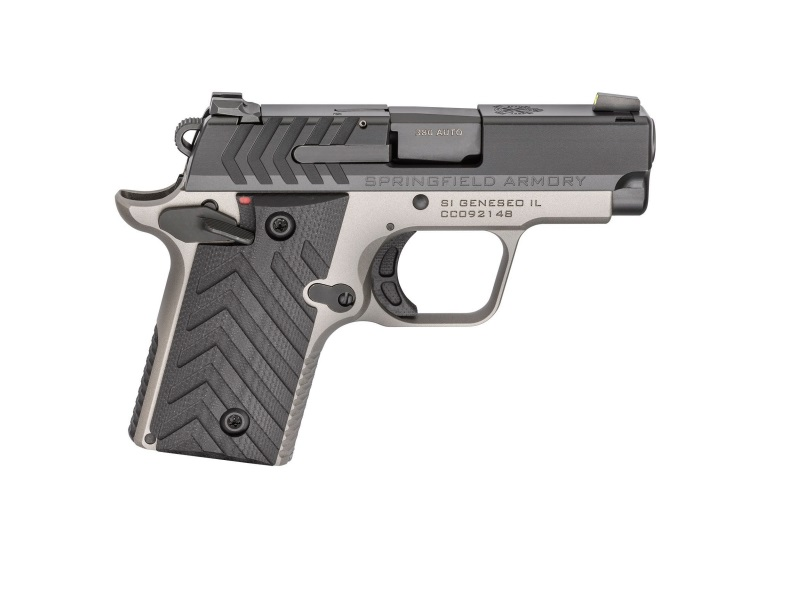 Springfield Armory PG9109TN 911 380 ACP Single 2.7